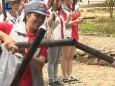长汀中复村:红军长征第一村 红色旅游再升温