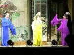 长汀:龙潭古戏台 越剧春之韵