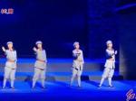 上杭:紅色歷史情景劇《勝利從古田開始》9月開始常態化演出