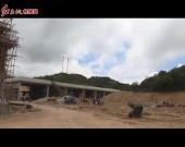 漳平:红尖山、大西岭风电项目有序推进