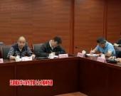 市水利局召开党组扩大学习会