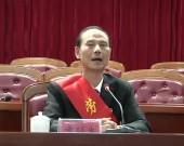 """百名劳模学习贯彻全国""""两会""""精神"""
