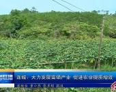 连城:大力发展富硒产业促进农业提质增效