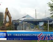 漳平:打响龙岩市征地拆迁工作会议后拆违行动第一枪