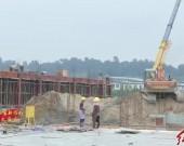 龙岩实验学校工程建设如火如荼项目推进有条不紊