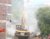 新罗:天马西路三期项目征迁攻坚进展顺利
