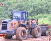 新羅新興輕紡工業園建設項目部分地塊拆除清表交地