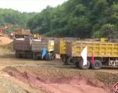 國道G205線上杭縣陂下至東坑段(才溪過境線)公路工程項目有序推進