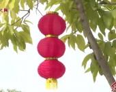 (网络中国年.春节)新罗:大红灯笼挂起来 浓浓年味扑面来