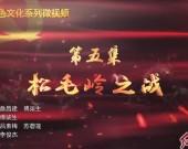 闽西红色文化系列微视频 第五集 松毛岭之战