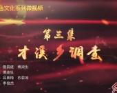 闽西红色文化系列微视频 第三集 才溪乡调查