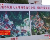 上杭舊縣谷坑村:描繪鄉村振興美好藍圖