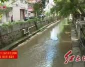 我市補齊生態短板 城市水質持續提升