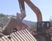 新罗区雁石镇:加快推进龙雁大道二期道路项目房屋征收工作