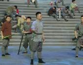 11情景表演《抗日队伍深山来》