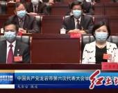 中国共产党龙岩市第六次代表大会举行第二次全体会议