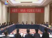 龙岩代表团集中审议省人大常委会工作报告