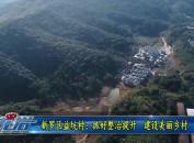 新罗区益坑村:抓好整治提升  建设美丽乡村