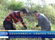 龙岩经济发展集团公司:开展植树活动 共建绿色家园
