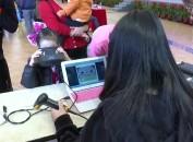 中国儿童虹膜防丢网络平台进入龙岩市