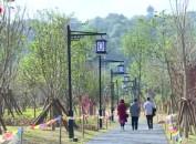 东山湿地公园一期EF地块向市民开放