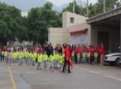 龙岩经开区(高新区)开展幼儿消防安全教育