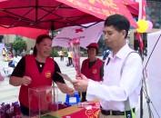 龙岩中心城区:母亲节义卖康乃馨 救助贫困多胞胎家庭