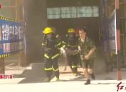 武平:开展建设工程消防救援应急演练