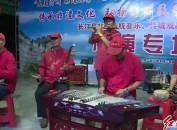 """长汀:举行""""非遗""""传统音乐、传统戏剧、民间艺术展演专场活动"""