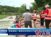 连城塘前:暑期生态漂流人气旺  7月份游客破万人