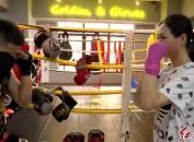 """拳击--女性运动""""新时尚"""""""