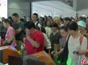 龙岩增开二十八列旅客列车助力国庆出游热