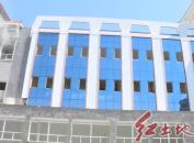 新罗区工人文化宫修缮工程进入收尾阶段 提升职工文化活动水平