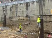 龙岩城区莲南桥下穿栈道桥项目有序推进