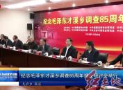 纪念毛泽东才溪乡调查85周年理论研讨会举行