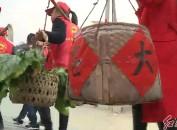 """连城新泉:特色民俗""""犁春牛""""迎新年"""