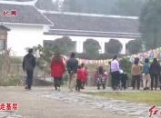 清新汀江国家湿地公园 新春游客沐春好去处