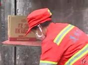 连城:环卫工人坚守岗位 守护城市美丽整洁