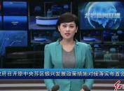 市政府召开原中央苏区振兴发展政策措施对接落实布置会议