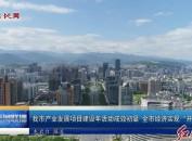 """我市产业发展项目建设年活动成效初显 全市经济实现""""开门红"""""""