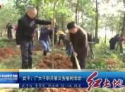 武平:广大干群开展义务植树活动