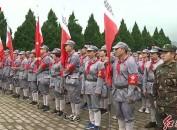 """千名""""红军""""徒步越野行军活动启动"""