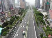 航拍建设中的龙岩大桥  明年底将全线通车