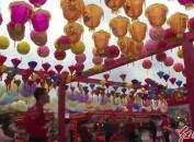 首届海峡两岸灯笼文化节嘉年华活动助推历史文化名城全福游