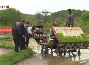 春播春种正当时 机械化助推农业增效
