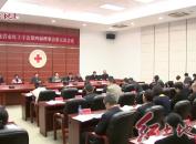 不断提升人道救助水平 促进红十字事业迈上新台阶