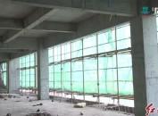 新罗区曹溪中心小学扩建(一期)项目主体封顶预计7月底可竣工