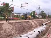 连城:加快推进城区主干道东环路道路及管网改造工程