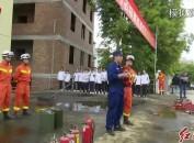 上杭:消防演练进学校 携手共筑平安校园