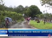 """连城:举办中国地瓜主题公园""""莓梅采摘""""森林旅游文化节"""